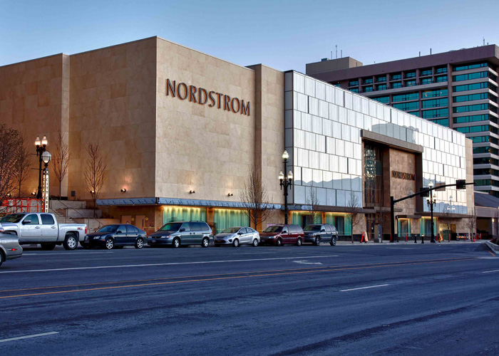 Nordstrom City Creek Center