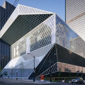 Seattle Public Library – Central Library