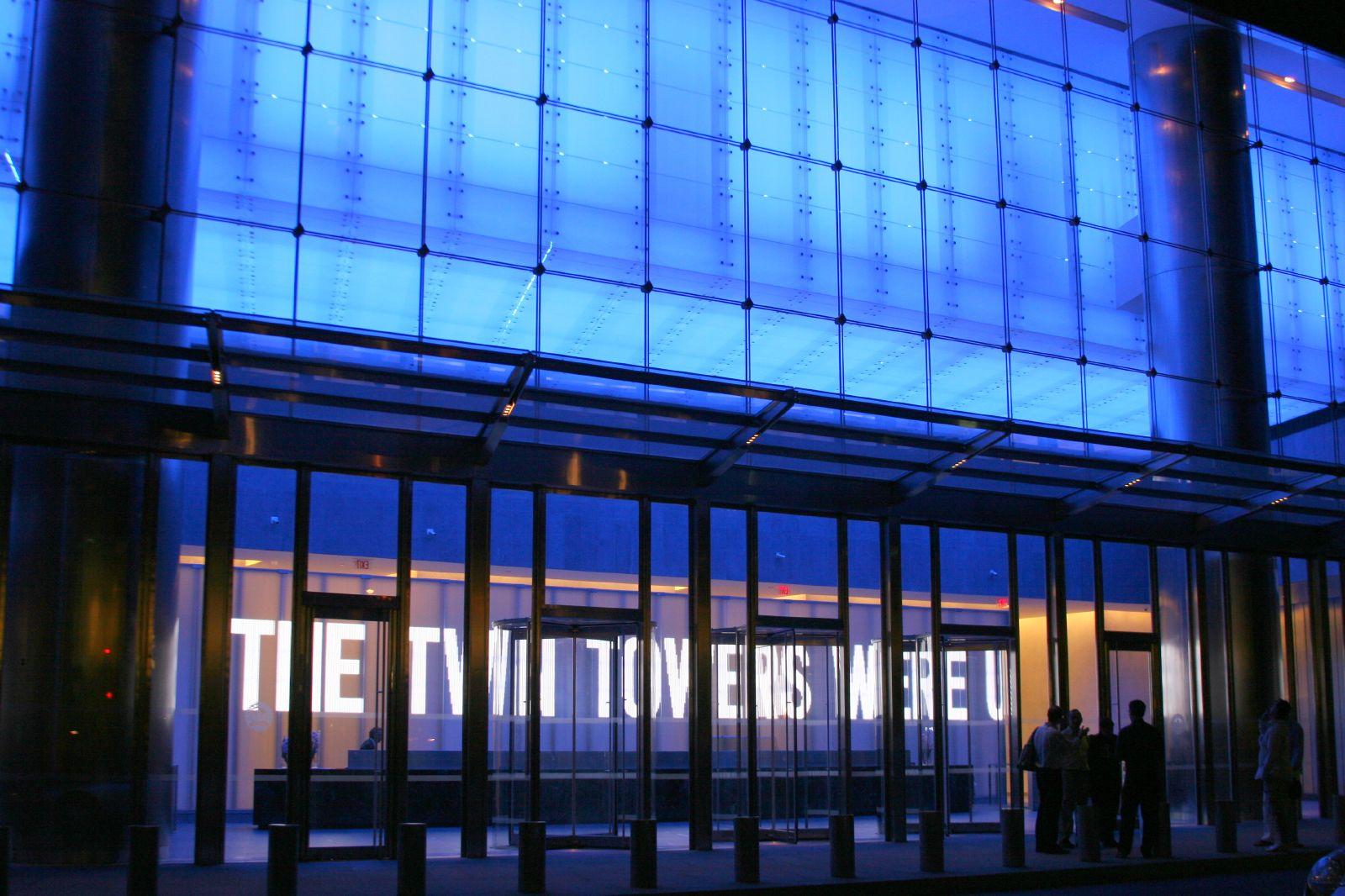 7 World Trade Center Lobby Okalux North America