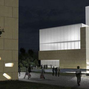 Princeton University – Lewis Center For The Arts