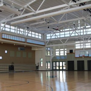 Ross High School Gymnasium