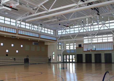 Ross High School Gymnasium