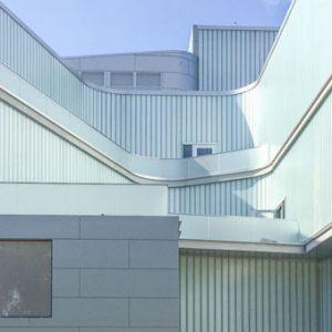 University Of Iowa – Visual Arts Building