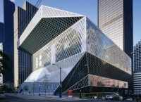 005 Rem Koolhaas Seattle Central Library Theredlist