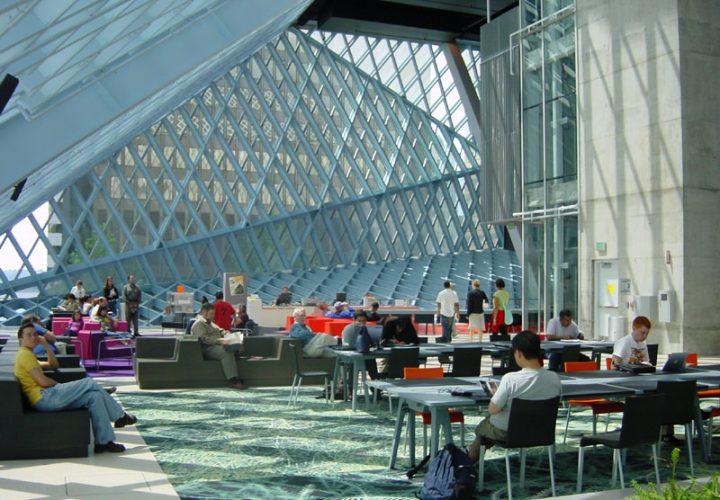 Seattle Public Library Zip 9